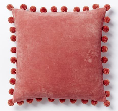 Ashti Pom Pom Pillow Cover