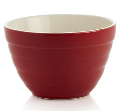 Baker Red Mini Bowl