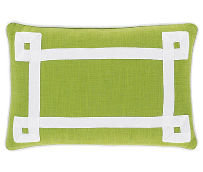 Charlotte Oblong Pillow