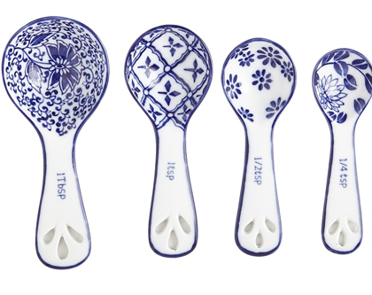 Tang Blue & White Measuring Spoons