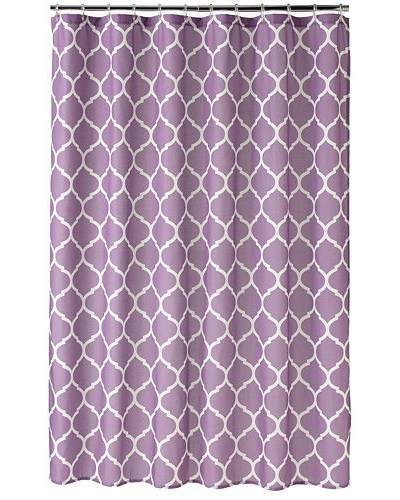 Trellis Fabric Shower Curtain