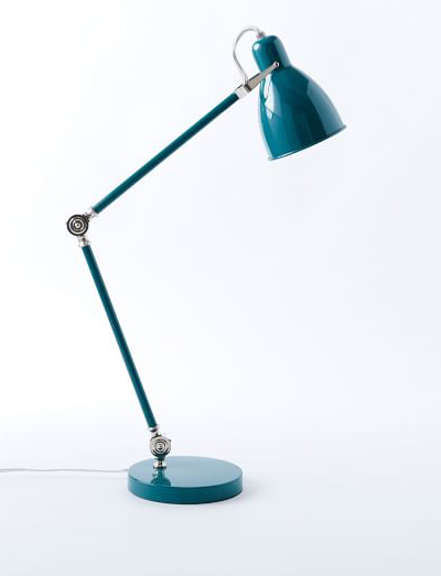 Industrial Task Table Lamp