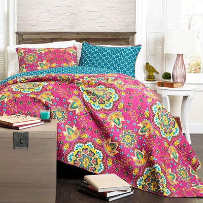 Addington 3-pc. Reversible Quilt Set