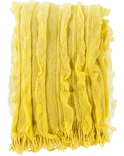 Lemon Penelope Throw