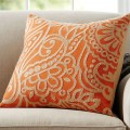 Levins Embroidered Pillow Cover
