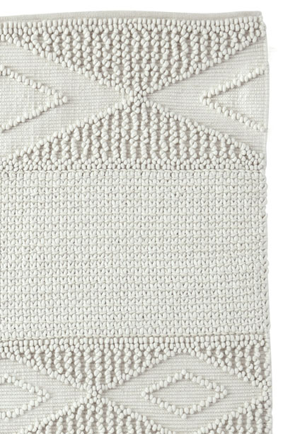 Macrame Wool Rug | Decor by Color