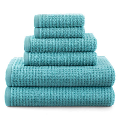 Quick-Dri 6-pc. Bath Towel Set