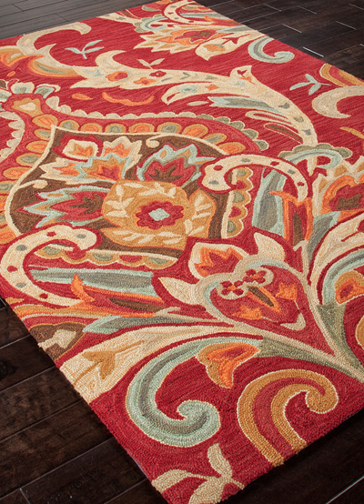 Brio Collection Brocade Rug