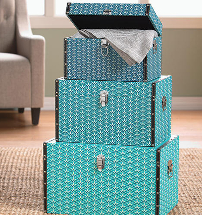Nesting Trunks Set