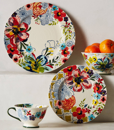 Sissinghurst Castle Dinnerware