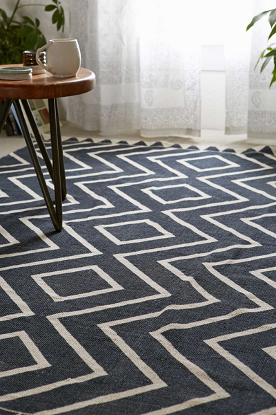 Diamante Printed Rug