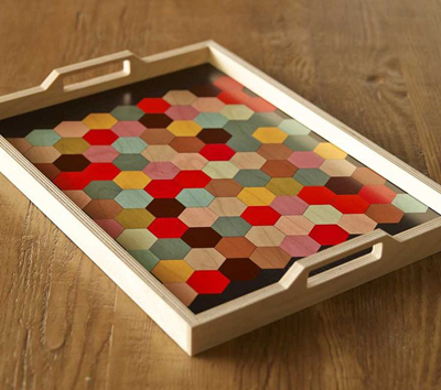 Honeycomb Tray