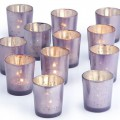Purple Votive Cup Set