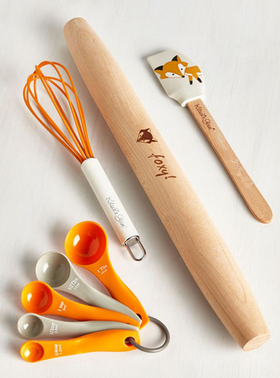 Keep Your Kitchen Keen Baking Set