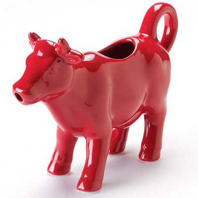 Red Cow Creamer