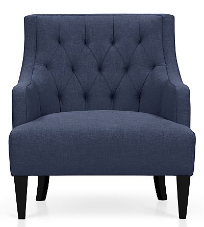 Navy Tess Chair