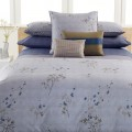 Calvin Klein Home Bamboo Flowers Bedding Collection