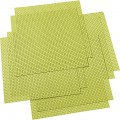 Basketweave Green Placemat Set