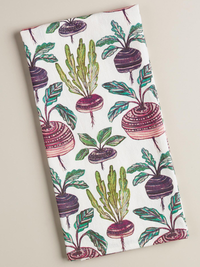 Turnip Flour Sack Kitchen Towels