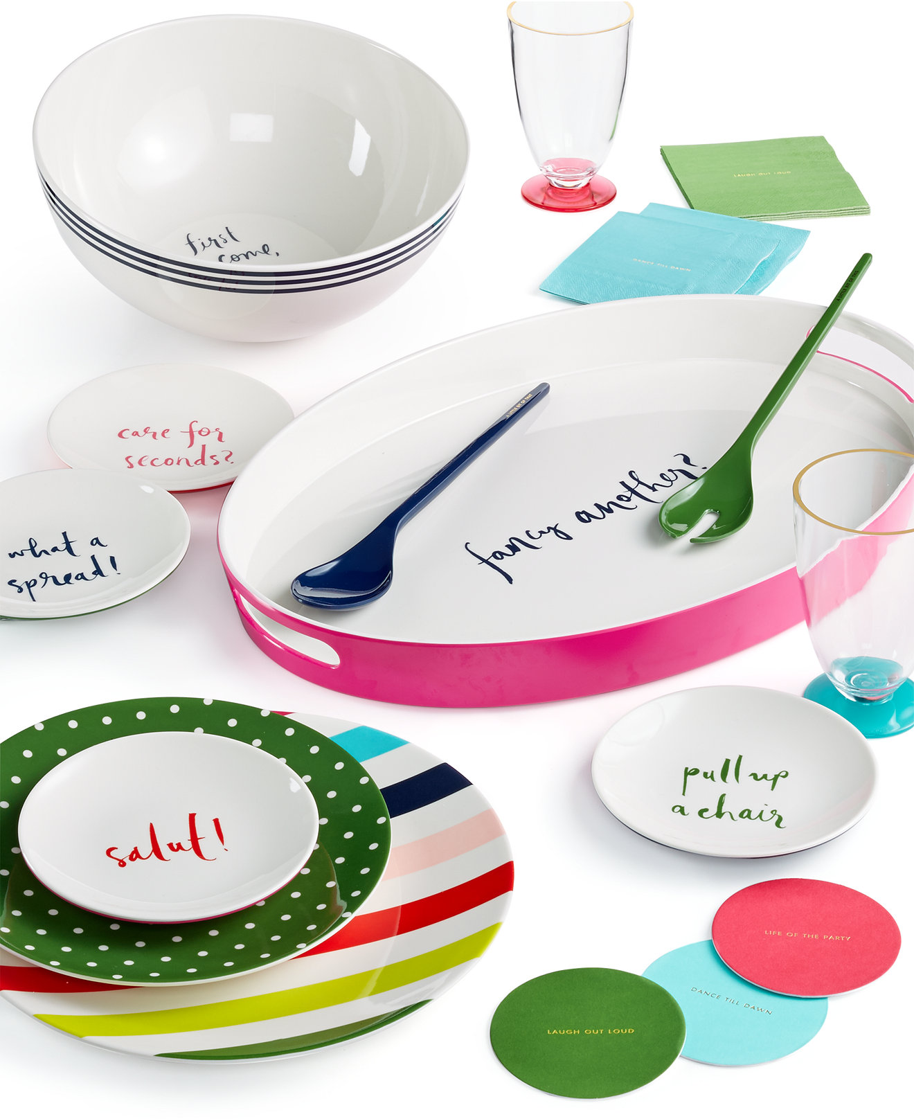 "kate spade new york ""Salut!"" Collection"
