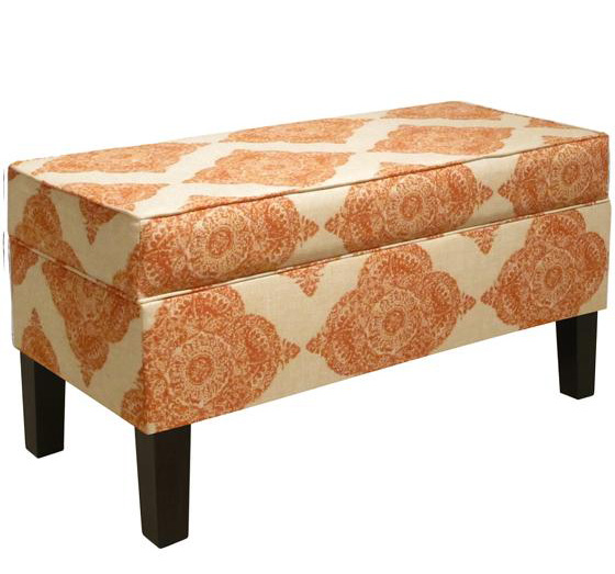 Colton Upholstered Storage Bench