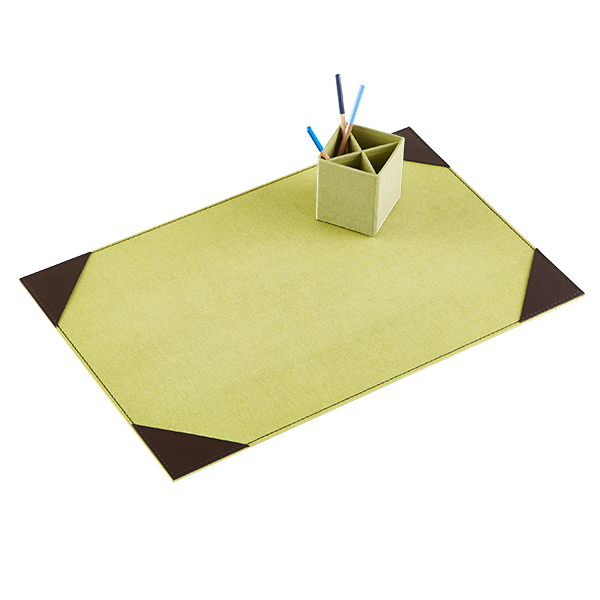 Green Bigso Marten Desk Pad