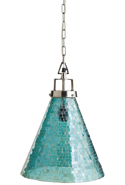 Turquoise Blue Pendant Lighting Product List Modern Blown