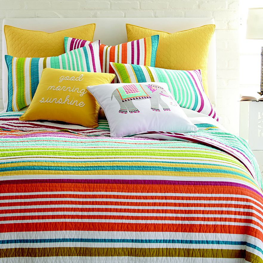 Riley Bright Quilt Set