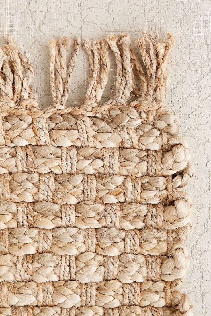 Macrame Rug Home Decor