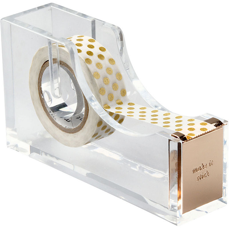 Kate Spade Gold Tape Dispenser